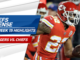Chiefs defense highlights | Week 15