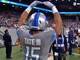 Watch: Golden Tate pirouettes his way out of bounds