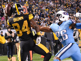 Watch: Receiving attention: Should Antonio Brown win MVP?