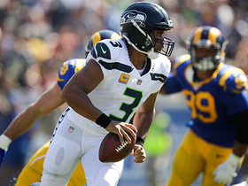 Watch: Game Theory: What does Russell Wilson need to do to beat Rams?