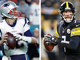 Watch: Bold predictions: 8+ TDs for Big Ben and Brady?