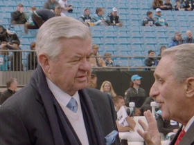 Watch: Rapoport: NFL will investigate Panthers owner Jerry Richardson