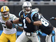 Watch: Cam Newton swings pass to Christian McCaffrey for 20 yards