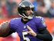Watch: Flacco drops it in the bucket to Wallace for a 30-yard hookup