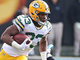 Watch: Aaron Jones finds hole for a 20-yard run
