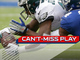 Watch: Can't-Miss Play: Jeffery lays OUT to snatch ball from the air