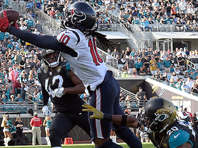 Watch: DeAndre Hopkins beats Jalen Ramsey for 25-yard TD