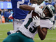 Watch: Agholor mosses Morris to haul in Foles' fourth TD pass