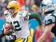 Watch: Aaron Rodgers scrambles for first down on fourth down