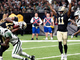Watch: Brees finds an opening, throws to Michael Thomas for a TD