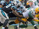 Watch: Julius Peppers sacks Aaron Rodgers on fourth down