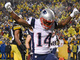 Watch: Tom Brady goes deep to Brandin Cooks for 43 yards
