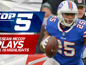 Top 5 LeSean McCoy plays | Week 15