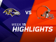 Watch: Ravens vs. Browns highlights | Week 15