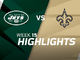 Watch: Jets vs. Saints highlights | Week 15