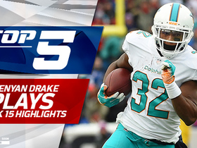 Top 5 Kenyan Drake plays | Week 15