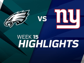 Eagles vs. Giants highlights | Week 15