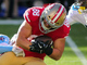 Watch: Celek secures TD catch after Garoppolo rolls out