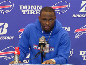 Watch: LeSean McCoy on reaching 10K career rushing yards