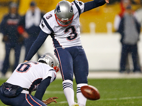 Gostkowski just barely misses extra point attempt