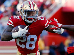 Watch: Carlos Hyde throws Johnathan Cyprien to turf with epic stiff arm