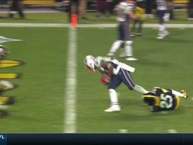 Watch: Dion Lewis skates through Steelers D for go-ahead TD