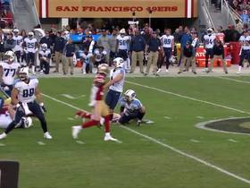 Ryan Succop drills 50-yard field goal to give Titans lead