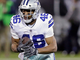 Cowboys O-line opens massive hole for Alfred Morris who bursts for 12 yards