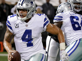 Watch: Dak Prescott rushes into the end zone for a 5-yard touchdown