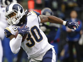 Watch: Schrager: Todd Gurley needs to be talked about for MVP