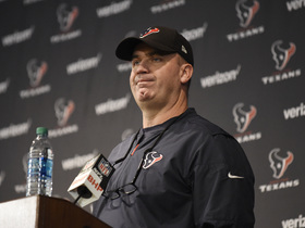 Watch: Bill O'Brien: 'I'm not a quitter'