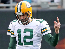 NFL-N-Motion: How Aaron Rodgers' return was ruined by rust