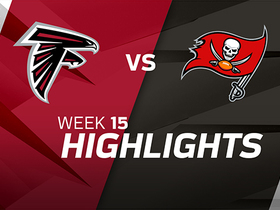 Falcons vs. Buccaneers highlights | Week 15