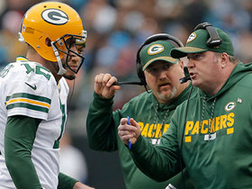 Why did the Packers place Aaron Rodgers on IR?