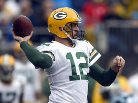Underappreciated Storyline: Aaron Rodgers