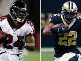 Devonta Freeman or Mark Ingram: Who is the better lead back?