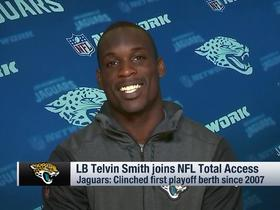 Telvin Smith on Jags fans sending trash cans to Clowney: 'It's us against everybody'