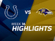 Watch: Colts vs. Ravens highlights | Week 16