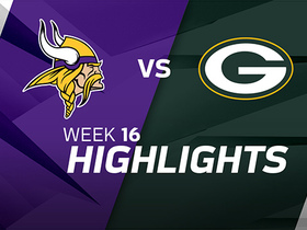 Vikings vs. Packers highlights | Week 16