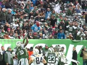 Jets start the game with an onside kick