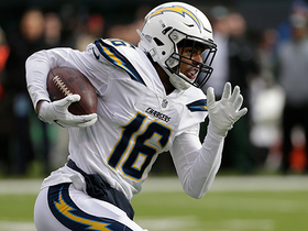Tyrell Williams picks up 16 yards on catch and run