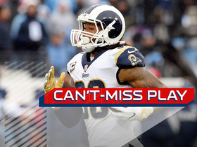 Can't-Miss Play: Todd Gurley takes screen 80 yards for TD No. 19