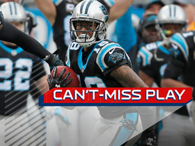 Can't-Miss Play: Damiere Byrd explodes for longest TD in 2017 season