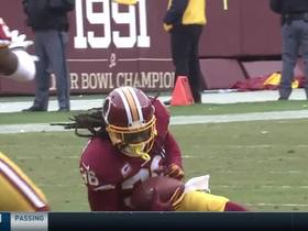 D.J. Swearinger intercepts Brock Osweiler to halt Broncos