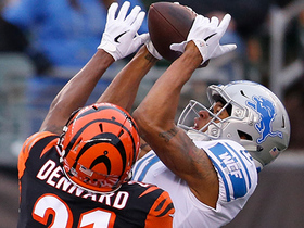 Marvin Jones 'Mosses' Darqueze Dennard for 31-yard pickup