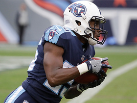 Adoree' Jackson nearly takes in the distance on 57-yard return