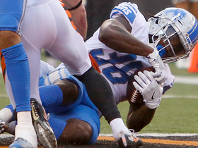 Green becomes first Lions RB with 4th quarter TD run in over 2 years