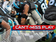 Watch: Can't-Miss Play: Cam turns key TD into birthday present for fan