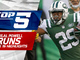 Watch: Top 5 Bilal Powell runs | Week 16