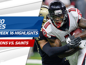 Julio Jones highlights | Week 16